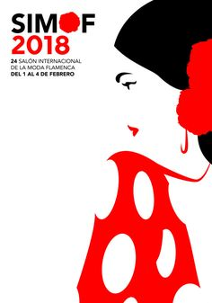 Sergio Vidal – We Love Flamenco 2015 New Poster, Poster Wall, Ad Art, Illustrations And Posters, Painting Inspiration, Flyer Design, Spain, Illustration Art, Creations