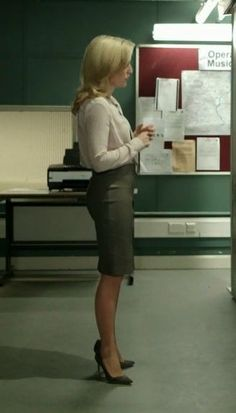 There is no bad angle when you take a picture of Gillian