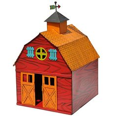 Miniature Fairy Garden Barn on the Farm -- Discover this special product, click the image : Gardening DIY