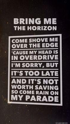 //Doomed // Bring Me The Horizon//