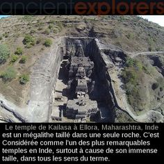 Ancient Aliens 686517536918571324 - Cave temple Source by Oh The Places You'll Go, Cool Places To Visit, Places To Travel, Ancient Ruins, Ancient History, Ancient Architecture, Architecture Memes, Interesting History, Atlantis