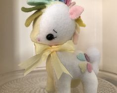 My Sweet Pony pdf Pattern