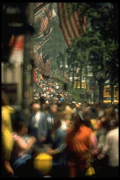 New York City, the summer of '69. Vernon Merritt III for LIFE magazine.