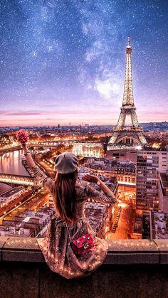 Eiffel Tower Photography, Paris Photography, Nature Photography, Scenery Wallpaper, City Wallpaper, Paris Pictures, Paris Photos, Paris Wallpaper Iphone, Cute Girl Wallpaper