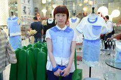 A designer Xiao Li estreou a sua coleção com a Diesel | ShoppingSpirit