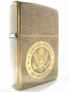 US Seal Zippo Lighter
