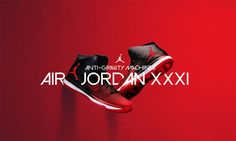 Air Jordan XXXI - Anton Pearson