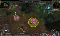 "Avalon Heroes is a real-time strategy and role playing MMO game, similar to the successful game modification ""DotA"" for WarCraft III.  http://mmoraw.com/index.php?option=com_content=article=78:avalon-heroes=4:real-time-strategy-mmorts=5"