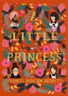 A Little Princess - Frances Hodgson Burnett http://www.bookdepository.com/Little-Princess-Frances-Hodgson-Burnett/9780147513991