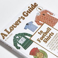 Honoured Soccer Bible give my book A Lover's Guide to Football Shirts such coverage and a glowing review.