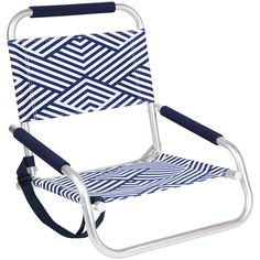 Sunnylife Bronte Beach Seat Home - Bloomingdale's Low Beach Chairs, Best Beach Chair, Fold Up Chairs, Folding Garden Chairs, Patio Chairs, Outdoor Chairs, Outdoor Furniture, Asian Furniture, Montauk Beach