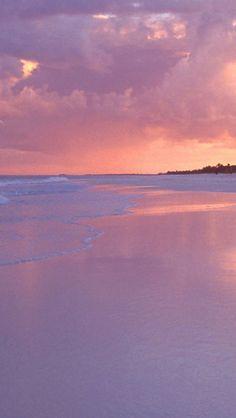 Nature Peaceful Sea Beach #iPhone #5s #wallpaper