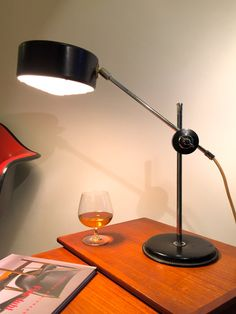 Classic swedish desk lamp from Anders Pehrsson Ateljé by Deerstedt