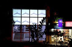 fachada tienda OnA... en hilando oficios...