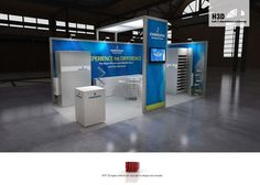 octanorm booth ideas - Buscar con Google