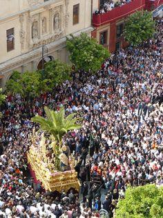 Semana Santa, Sevilla. Easter week, Seville.