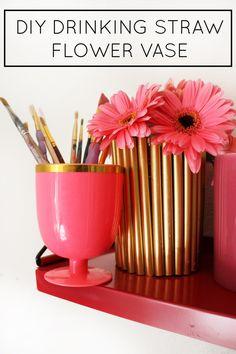 Easy DIY Flower Vase