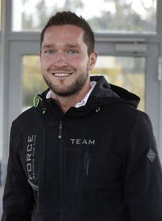 #Rennfahrer aus Leidenschaft: David Schiwietz. Werksfahrer und Markenbotschafter für #Porsche-Kremer, mit TrackForce regelmäßig bei uns im #Fahrischerheitszentrum zu Gast!
