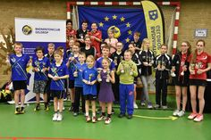 Traditiegetrouw worden de Geldropse Open Kampioenschappen badminton voor de jeugd (kortweg GOKje) verspreid over twee dagen gespeeld. Op de eerste …