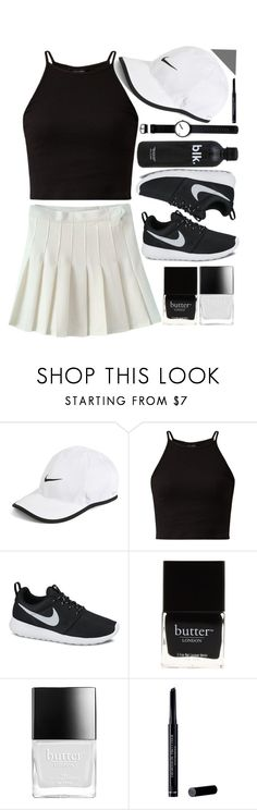 """Tennis Style"" by xgracieeee ❤ liked on Polyvore featuring CO, NIKE, Butter London, Christian Dior, Rosendahl and tennisstyle"