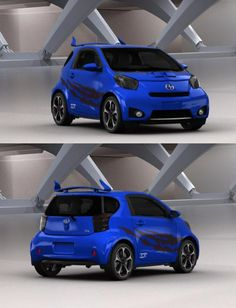 Tuning the Scion iq Fancy Cars, Scion, Small Cars, Jdm, Cars And Motorcycles, Nissan, Toyota, Automobile, October