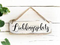 Herz Holzschild mit Spruch shabby Hängeschilder Retro Deko Muttertag