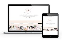 Chloe Coming Soon is a landing page WordPress theme designed for bloggers and creative entrepreneurs. Browse our Web Design Kits and get started today!