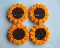 flowers to crochet free pattern | CROCHET FLOWER DESIGN | Crochet For Beginners