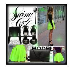 """H&M Fashion #1"" by semafake ❤ liked on Polyvore featuring Mode, Cushnie Et Ochs, ARP und Yves Saint Laurent"