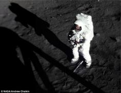 Neil Armstrong - genuinely one of a small group of people who have actually changed the world we live in.