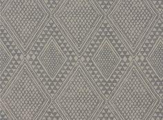 Kasai Harbour - Mark Alexander #fabric #linen #geometric #blue