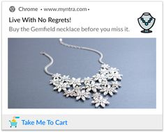 Figuring out what to write or what image to use can be tricky. Check out these abandoned cart push notification templates for more inspiration to boost sales. Web Push, What Image, Abandoned, Cart, Crochet Earrings, Campaign, Templates, Medium, Diamond