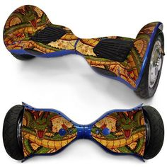 Dragon Snake Skin electric Self Balance scooter Board 6.5 inch decal Skin - Decal Design