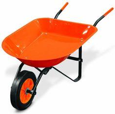 Truper 30347 Kids Garden Tools Kids Wheelbarrow >>> Discover this special product, click the image : Gardening Supplies Wheelbarrows For Sale, Garden Trowel, Garden Tools, Child's Wheelbarrow, 4 Year Old Boy, Popular Toys, Gardening Supplies, Diy Garden Decor, Lawn And Garden