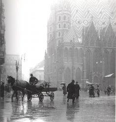 1913 Stephansdom, Vienna