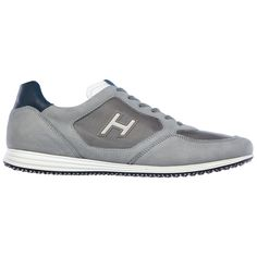 HOGAN MEN S SHOES LEATHER TRAINERS SNEAKERS H205 OLYMPIA.  hogan  shoes d429d10e5ac