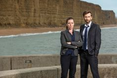VIDEOS: David Tennant And Olivia Colman Talk Broadchurch Secrets And Reflect On Their Time On The Drama ITV have released a couple of short video clips of David Tennant and Olivia Colman chatting about working on Broadchurch. In the first...