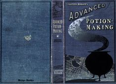 Back to Hogwarts: Rereading Harry Potter and the Half-Blood Prince Party Harry Potter, Poster Harry Potter, Harry Potter Spell Book, Objet Harry Potter, Magia Harry Potter, Décoration Harry Potter, Harry Potter Book Covers, Harry Potter Halloween, Harry Potter Birthday