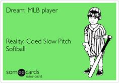 Bahaha pretty much No Crying In Baseball, Dodgers Girl, Slow Pitch Softball, Double Play, Mlb Players, Cute Quotes, Laugh Out Loud, Cole Smith, I Laughed