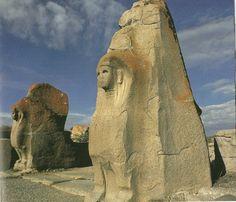 Hattusus - Sphinx Gate