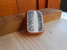 Sea pottery bianco e nero  materiali  1 pezzo  di lepropostedimari, €4.50