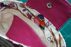 (9) Name: 'Sewing : Pretty Clutch Bag / Evening Purse