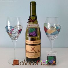 As seen on / Tel que vu sur chocofiesta.ca #chocofiesta #chocolat #vin #fromage