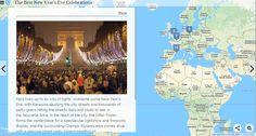 Some of the Best New Year's Eve Celebrations in the world   https://www.heganoo.com/node/12589/  #Tourism #Education #NewYear #DigitalMedia Travel + Leisure TripAdvisor NewYearsCruise.com Travel Channel