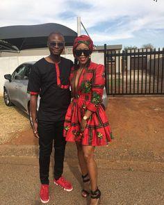 "T U M E L O on Instagram: ""❤️❤️❤️"" African Attire, African Wear, African Dress, African Traditional Wedding, Ankara Tops, African Weddings, Wedding Goals, African Prints, Weeding"