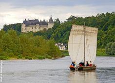 Chaumont-sur-Loire - Barque sur la Loire | Flickr - Photo Sharing!