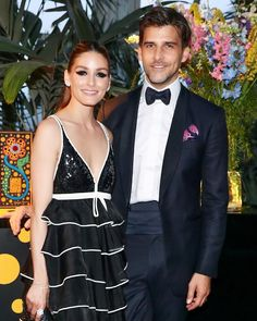 """26,1 хил. харесвания, 119 коментара – Olivia Palermo (@oliviapalermo) в Instagram: """"Thank you @NYBG for providing a beautiful background to our first dressed up #datenight in forever…"""" Olivia Palermo Style, Dress Up, Beautiful, Instagram, Fashion, Moda, Costume, Fashion Styles, Fashion Illustrations"""