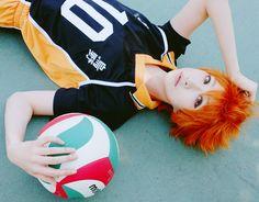 Hinata Shoyo | Haikyuu!! #anime #cosplay