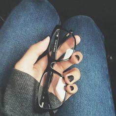 Fashion // Nails // Glasses