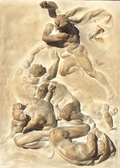 Shop figurative sculptures and other fine sculptures from the world's best art galleries. Plaster Sculpture, Sculpture Clay, Art Sculptures, Carpeaux, Ancient Greek Sculpture, Ceramic Wall Art, Plastic Art, Mural Art, Stone Carving